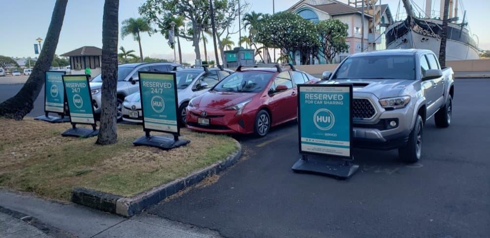Photo of the Hui Station at Aloha Tower Marketplace